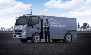 HINO trucks are the backbone of booming fuel delivery sector, says AF Automotive Group's Hamdan