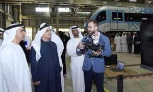 RTA to leverage drones for inspection of Dubai Metro tunnels
