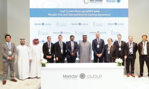 Tabreed acquires Masdar City district cooling plants