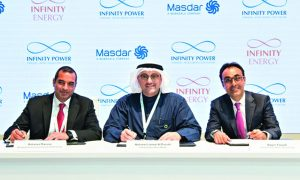 Masdar, Infinity Energy form JV for renewable projects in Egypt and Africa