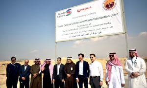 Veolia breaks ground on Saudi waste-to-energy plant
