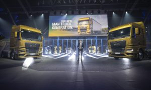 MAN Truck & Bus launches first new generation of trucks in two decades