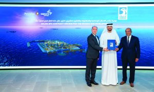 Adnoc awards $1.65bn worth of EPC contracts for gas project