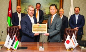 Hitachi appoints Manaseer Machinery Trading as dealer for Jordan