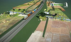 BIM powering India's Western Dedicated Freight Corridor project
