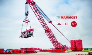 Jack van den Brink to head Mammoet's Middle East and Africa operations