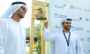 Abu Dhabi Ports opens 'Marsa Mina'
