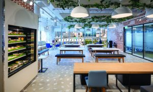 Summertown Interiors completes fit-out of Sanofi's new Dubai HQ