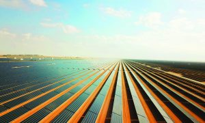 Oman's largest PV solar plant achieves financial close