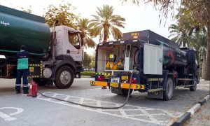 Coronavirus: ENOC Link dedicates fuelling vehicles to support National Disinfection Programme