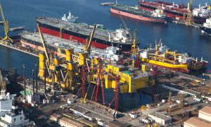 Drydocks World marks start of work on second project for HKZ wind farm