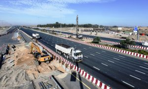 Infrastructure and transport drive $5.5bn boost to GCC projects in April