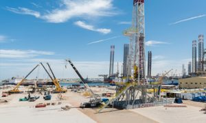 Lamprell wins EPIC contract for Sharjah gas and condensate field