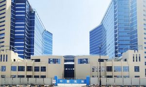 $114m Al Taif Business Centre project in Fujairah reaches 85% completion