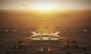 Amaala chooses Foster + Partners design for new international airport