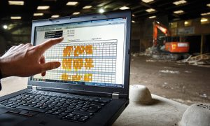 Hitachi Construction Machinery's expertise to support Hitachi's Lumada business