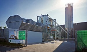 Liebherr starts sales of new self-service concrete plant