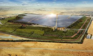 Bee'ah announces plans to convert landfill into 42MW solar farm