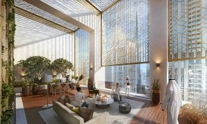 Emaar chairman Alabbar 'delighted' by LWK + Partners work on Burj Crown