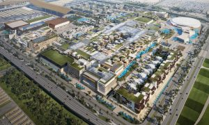 Chapman Taylor unveils Airport City masterplan for Jeddah