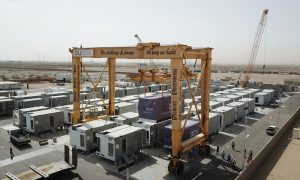 Project profile: From prefabrication to providing worker housing at The Red Sea Project