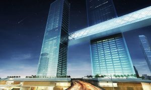 Ithra Dubai announces key 'The Link' milestone for One Za'abeel project