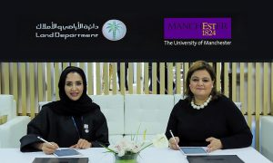 The University of Manchester Middle East Centre and Dubai Real Estate Institute sign Strategic Talent Partnership