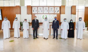 DEWA MD and CEO inaugurates Moro Hub's Smart Cities Command & Control Centre