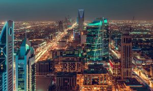 Saudi authorities announce $800bn Riyadh expansion plan