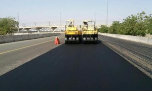 491km of maintenance road works completed in preparation for Hajj in KSA