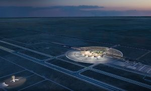 TRSDC awards contract for The Red Sea International Airport to joint venture between Nesma & Partners and Almabani