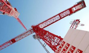 Wolffkran 'deeply upset' by crane collapse in London; supporting investigation into accident