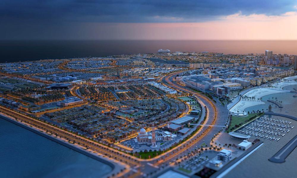 Diyar al muharraq infrastructure investment china solar energy investment fund