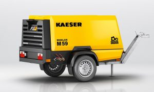 Kaeser introduces new model in its compressor range