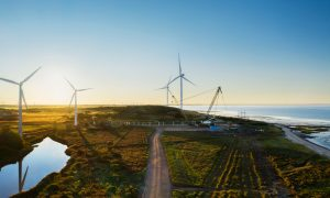Apple to construct huge onshore wind turbines for Danish data centre