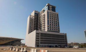 Azizi Developments announces that its Aura project is 95% complete