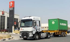 Renault Trucks introducing T X-Port converted used trucks for the MEA region