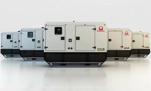 Pramac introduces new mobile diesel genset line