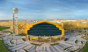 Miral and Masdar developing world's largest rooftop solar plant at Warner Bros theme park
