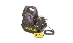 Enerpac introduces ZU5 post tensioning pumps