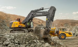 Volvo CE posts improved results for third quarter