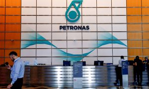 Petronas announces gas production at Oman's Block 61