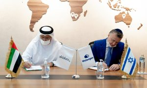 Al Dahra signs strategic water security agreement with Israel's Watergen