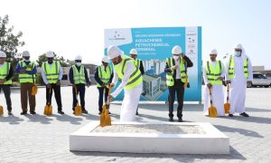 AquaChemie Middle breaks ground on new 20,000sqm petrochem facility in Jebel Ali Port