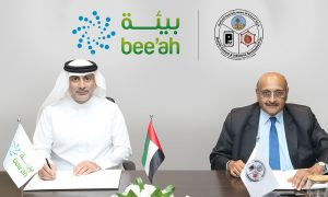Bee'ah to supply Sharjah Cement Factory with alternative fuel