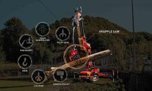 Jekko introduces JF545 V-Max spider crane