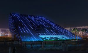 Saudi Arabia announces completion of pavilion at Expo 2020 Dubai site