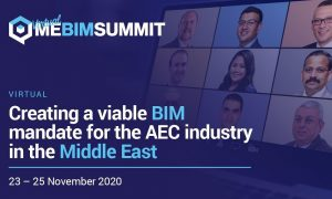 First-ever Virtual Middle East BIM Summit to start on Monday