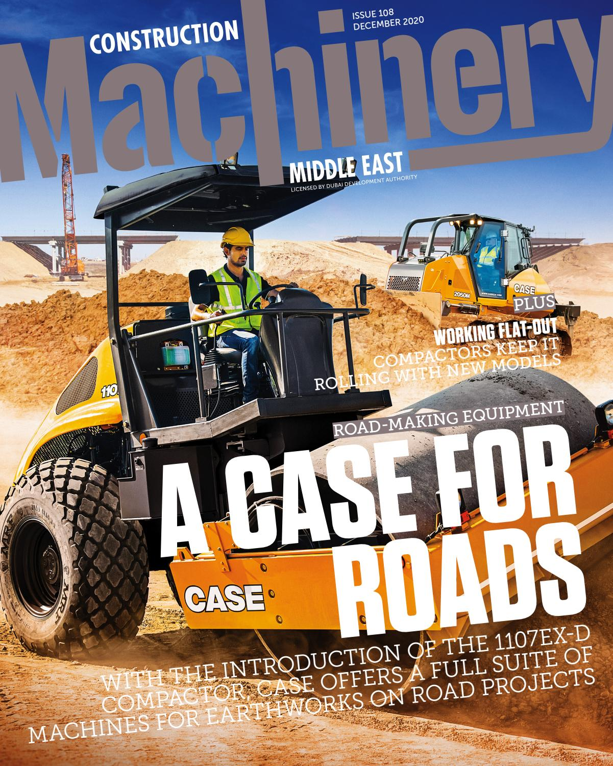 Construction Machinery ME – December 2020