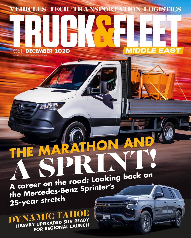 Truck&Fleet ME – December 2020